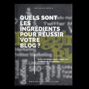 Quels sont les ingrédients pour réussir votre blog