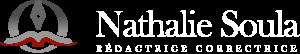 LOGO Nathalie Soula, Rédactrice correctrice